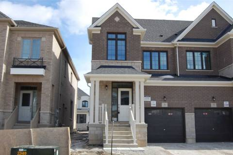 Townhouse for rent at 5 Hubbell Rd Brampton Ontario - MLS: W4384070