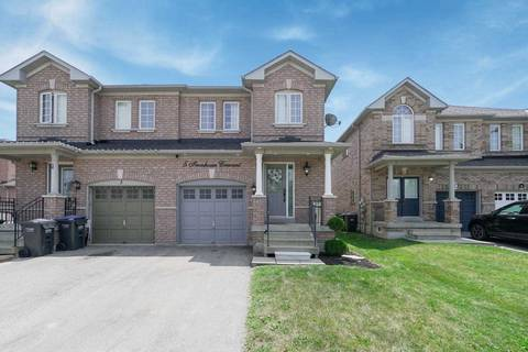 Townhouse for sale at 5 Ironhorse Cres Caledon Ontario - MLS: W4512030