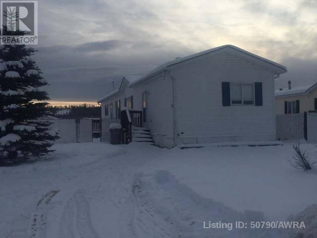House for sale at 5 Jackson Pl Whitecourt Alberta - MLS: 50790