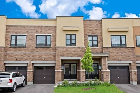 Townhouse for sale at 5 Jerseyville Wy Whitby Ontario - MLS: E4505703