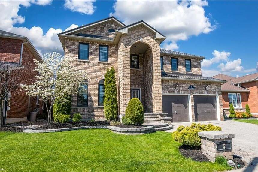 House for sale at 5 Jewel House Ln Barrie Ontario - MLS: 30809874