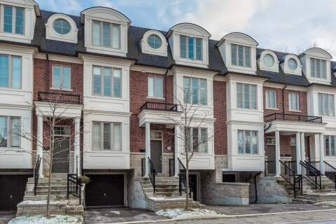 Townhouse for rent at 5 Johnson Farm Ln Toronto Ontario - MLS: C4857211