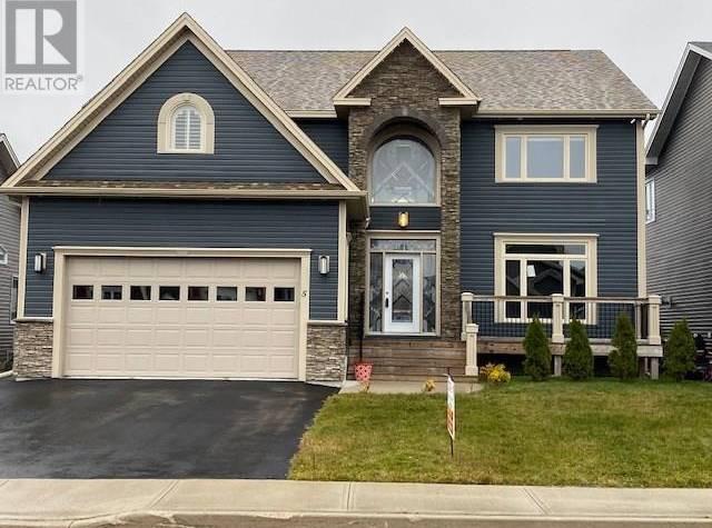 House for sale at 5 Kenai Cres St. John's Newfoundland - MLS: 1199825