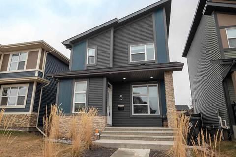 House for sale at 5 Kensington Cs Spruce Grove Alberta - MLS: E4152916