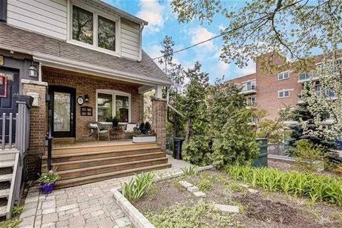 Townhouse for sale at 5 Lawlor Ave Toronto Ontario - MLS: E4461790