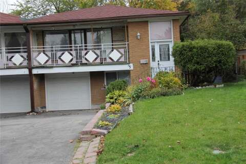 Townhouse for rent at 5 Leavey Ct Toronto Ontario - MLS: C4957176
