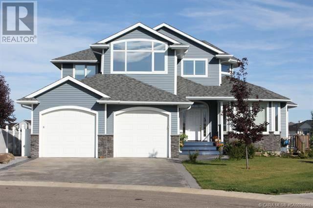 House for sale at 5 Legacy Cove Sylvan Lake Alberta - MLS: ca0158583