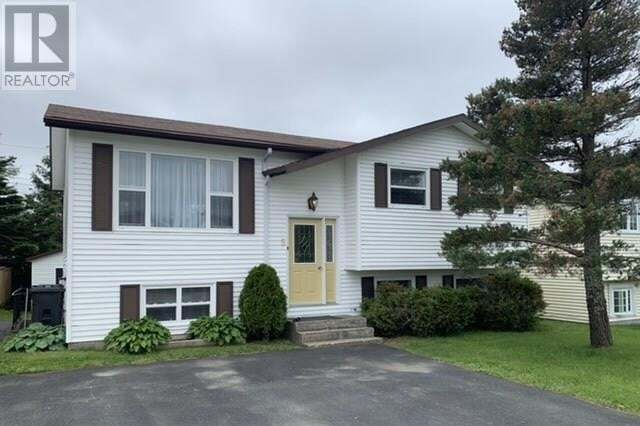 House for sale at 5 Leger Cres Mount Pearl Newfoundland - MLS: 1218360