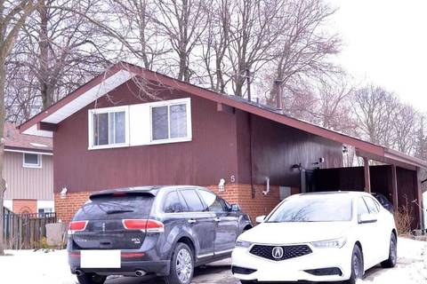 House for sale at 5 Lisa Rd Toronto Ontario - MLS: E4697720