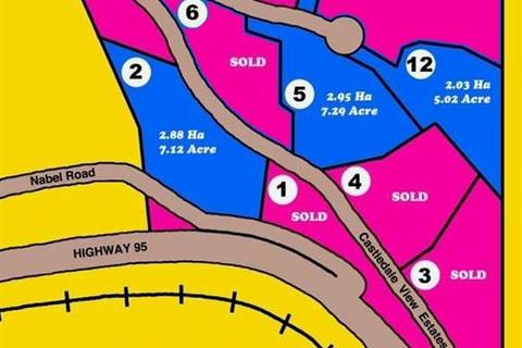 Residential property for sale at 0 Castledale Ht Unit 5 Golden British Columbia - MLS: 2437173