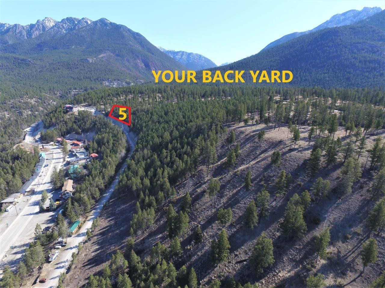 Home for sale at Lot 5 Wilderness Ridge  Unit 5 Radium Hot Springs British Columbia - MLS: 2451473