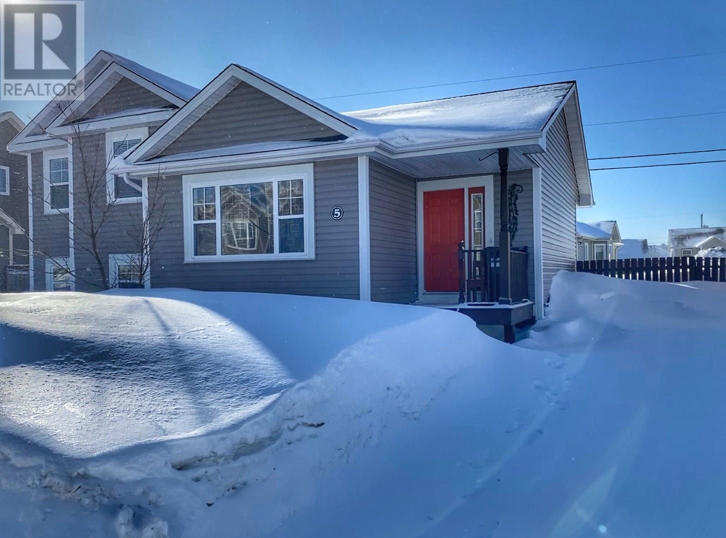 Removed: 5 Lucy Rose Lane, St Johns, NL - Removed on 2020-02-21 05:27:04