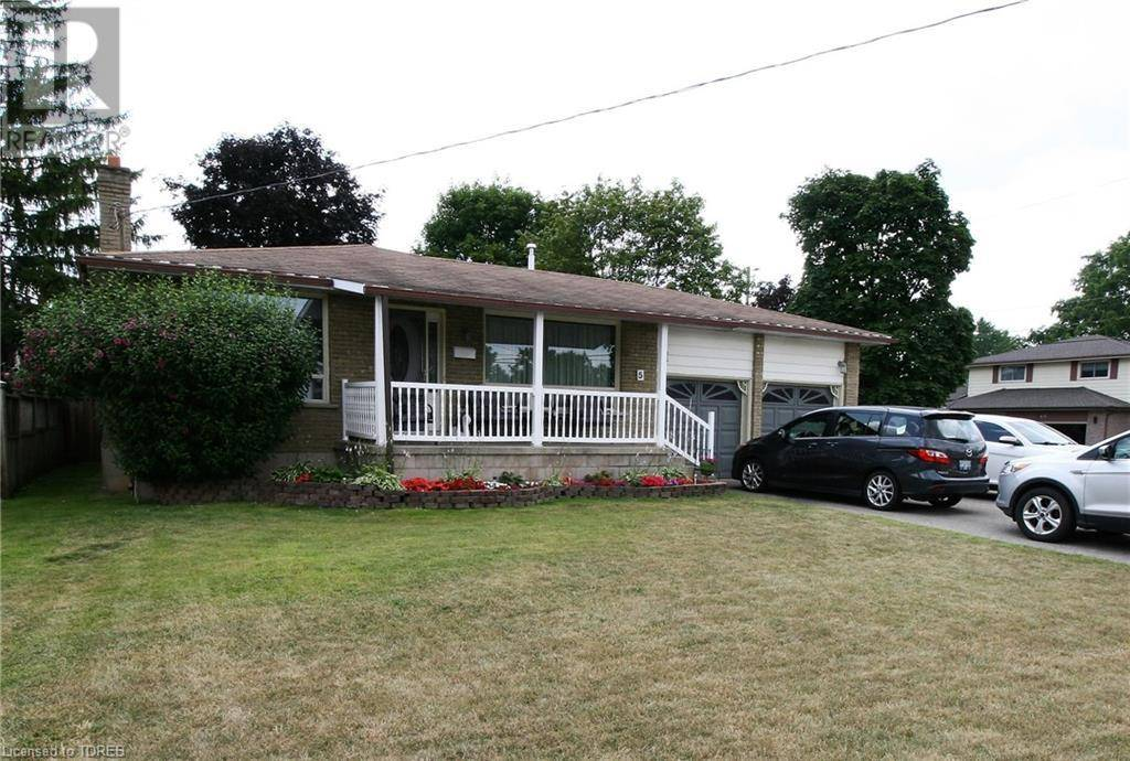 House for sale at 5 Lyndhurst St Brantford Ontario - MLS: 218962