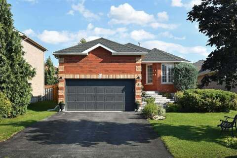 House for sale at 5 Manor Gt Barrie Ontario - MLS: S4901659