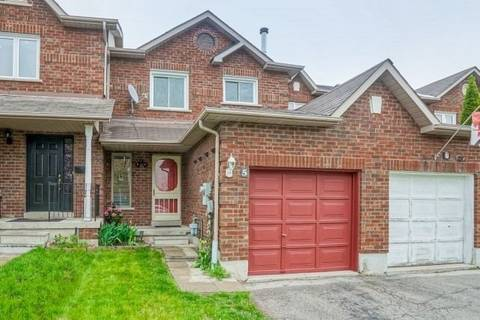 Townhouse for sale at 5 Mcbrien Ct Whitby Ontario - MLS: E4461003
