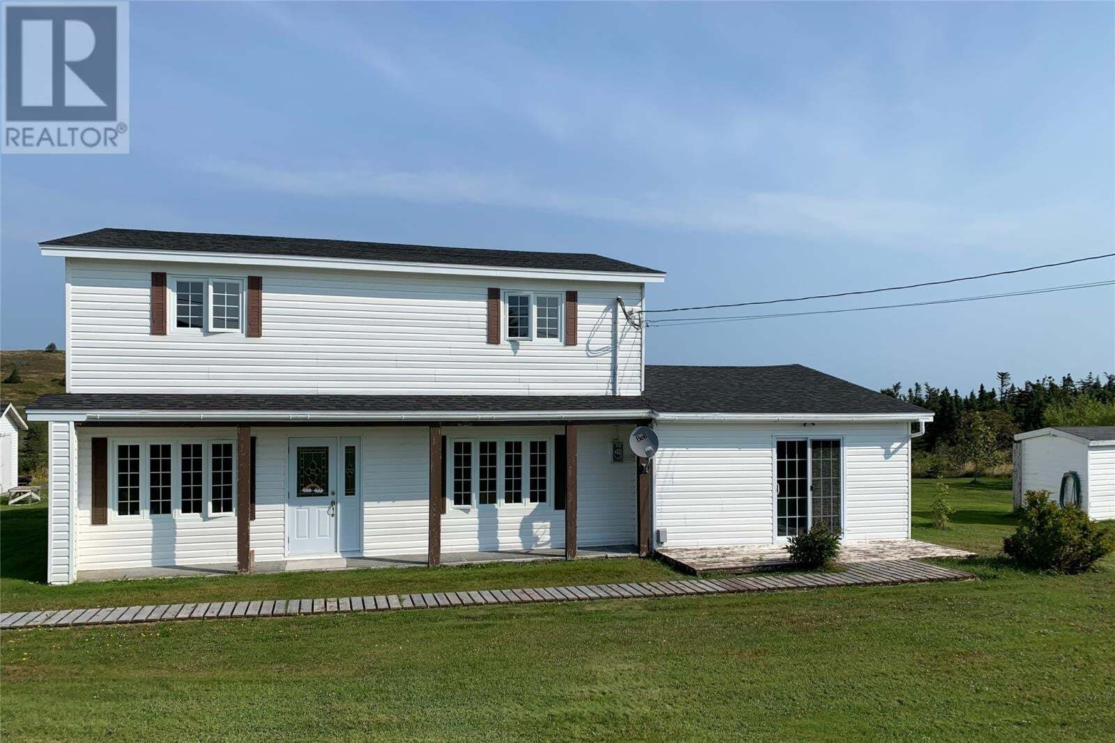 House for sale at 5 Mcdonald Rd Western Bay Newfoundland - MLS: 1221074