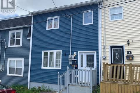 House for sale at 5 Mcfarlane St St. John's Newfoundland - MLS: 1198356