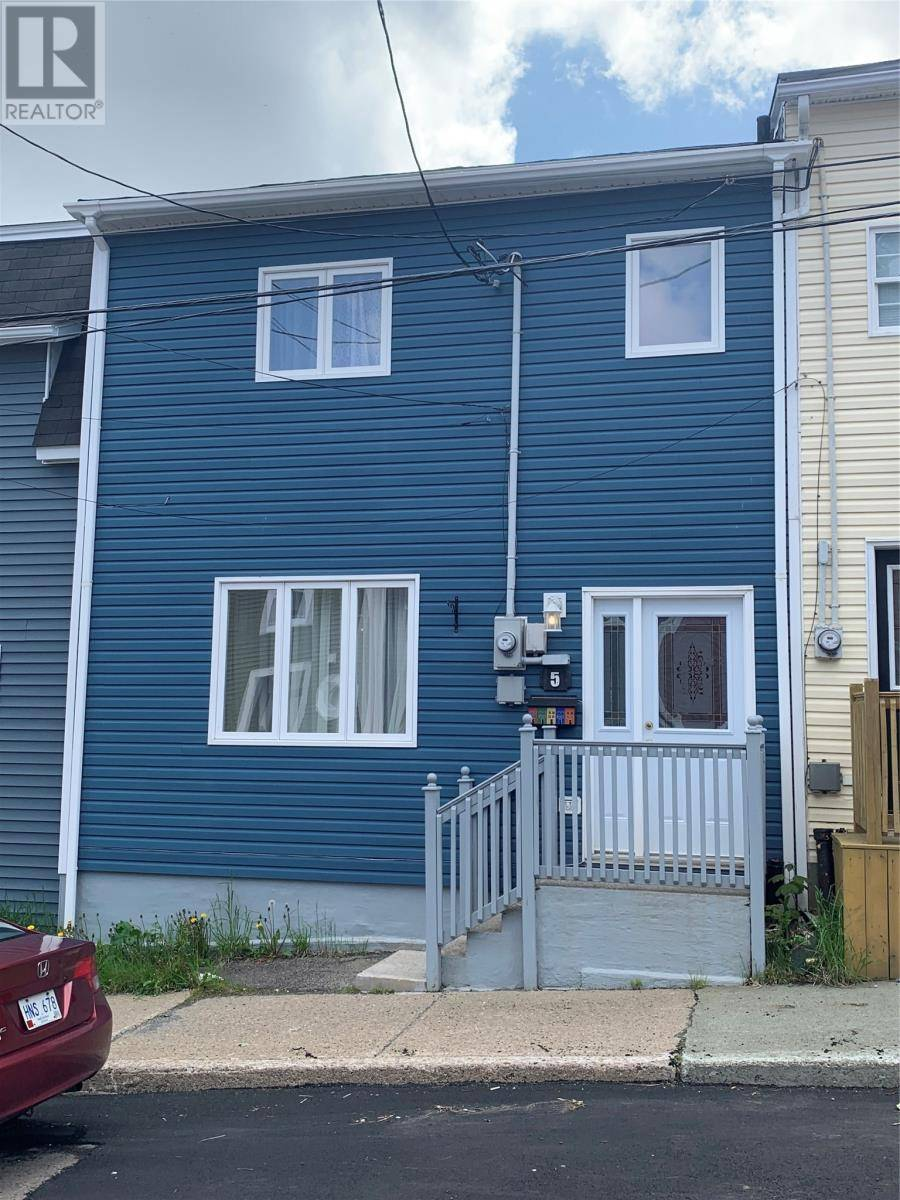 House for sale at 5 Mcfarlane St St. John's Newfoundland - MLS: 1205033