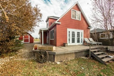 House for sale at 5 Mountain Vista Estates Hill Spring Alberta - MLS: LD0178491