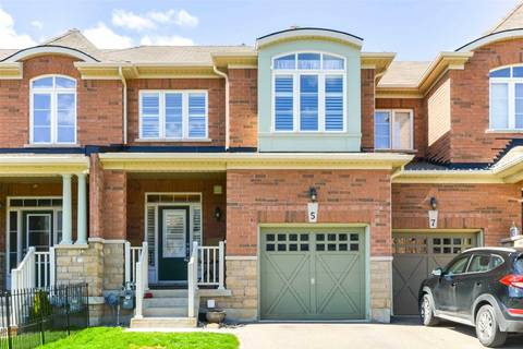 Townhouse for sale at 5 Munch Pl Milton Ontario - MLS: W4430491