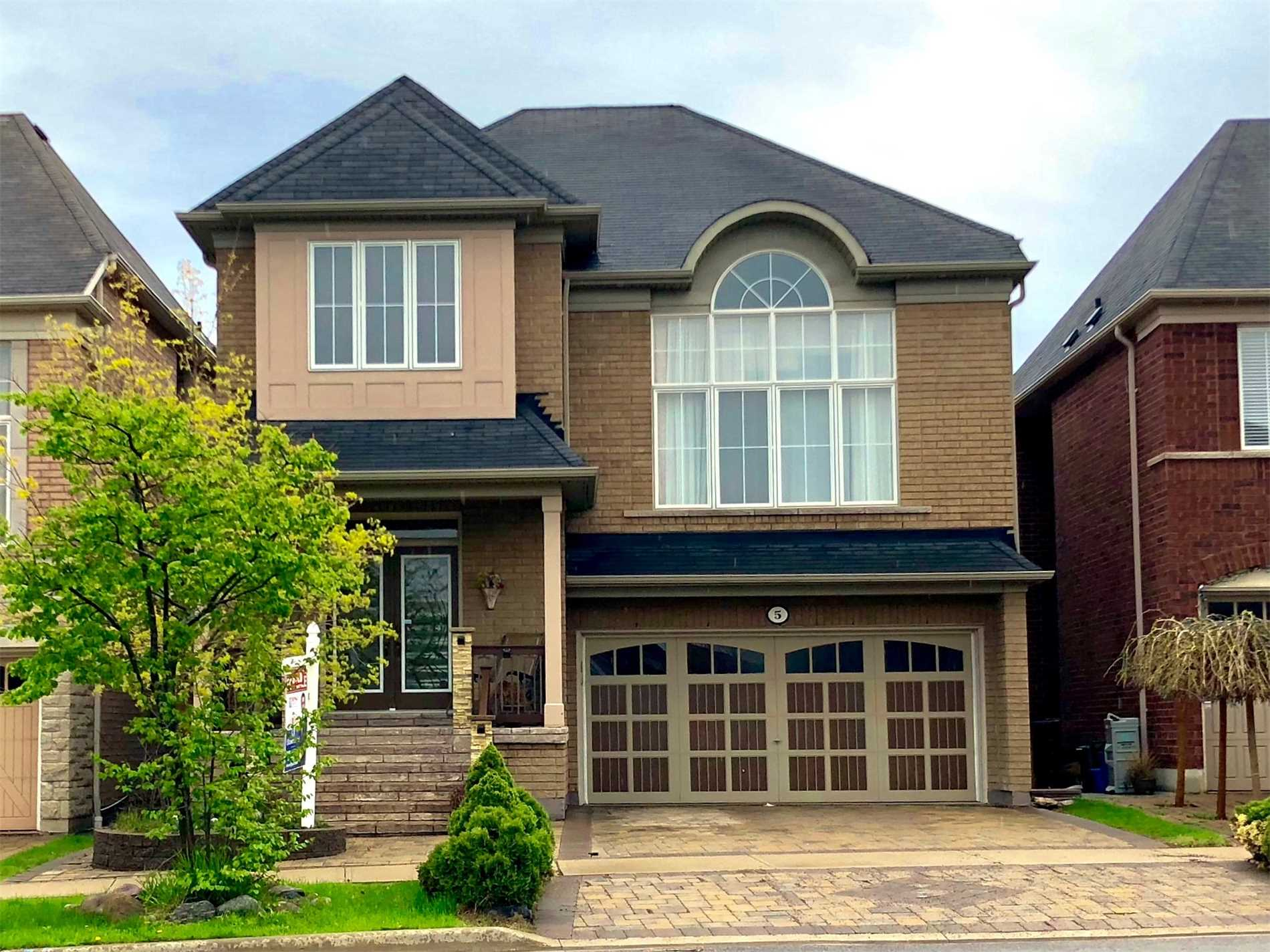 House for sale at 5 Muscat Crescent Ajax Ontario - MLS: E4316276