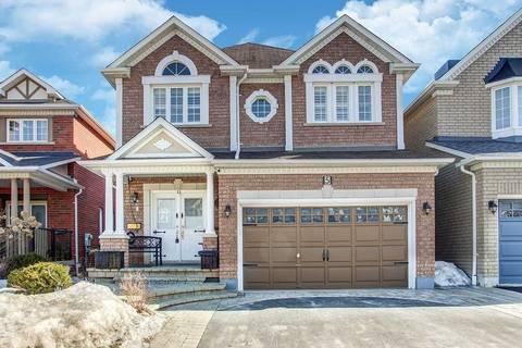 House for sale at 5 Napiermews Dr Ajax Ontario - MLS: E4387913