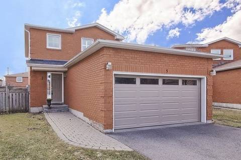House for sale at 5 Norhill Ct Richmond Hill Ontario - MLS: N4412550