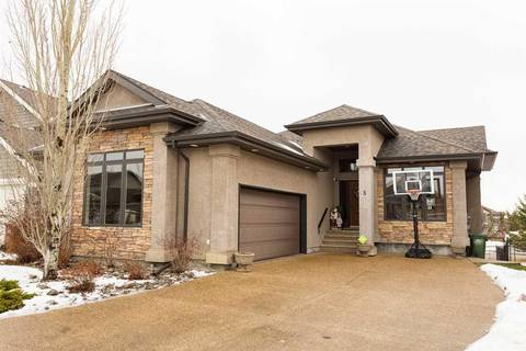House for sale at 5 Normandeau Cres St. Albert Alberta - MLS: E4146124