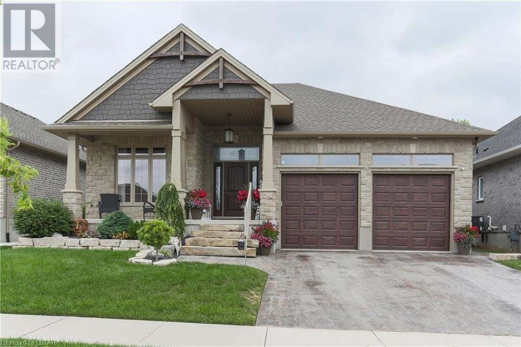 House for sale at 5 Oakmont St St. Thomas Ontario - MLS: 275630