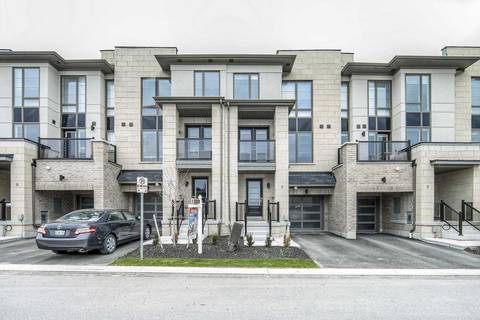 Townhouse for sale at 5 Pallock Hill Wy Whitby Ontario - MLS: E4470579