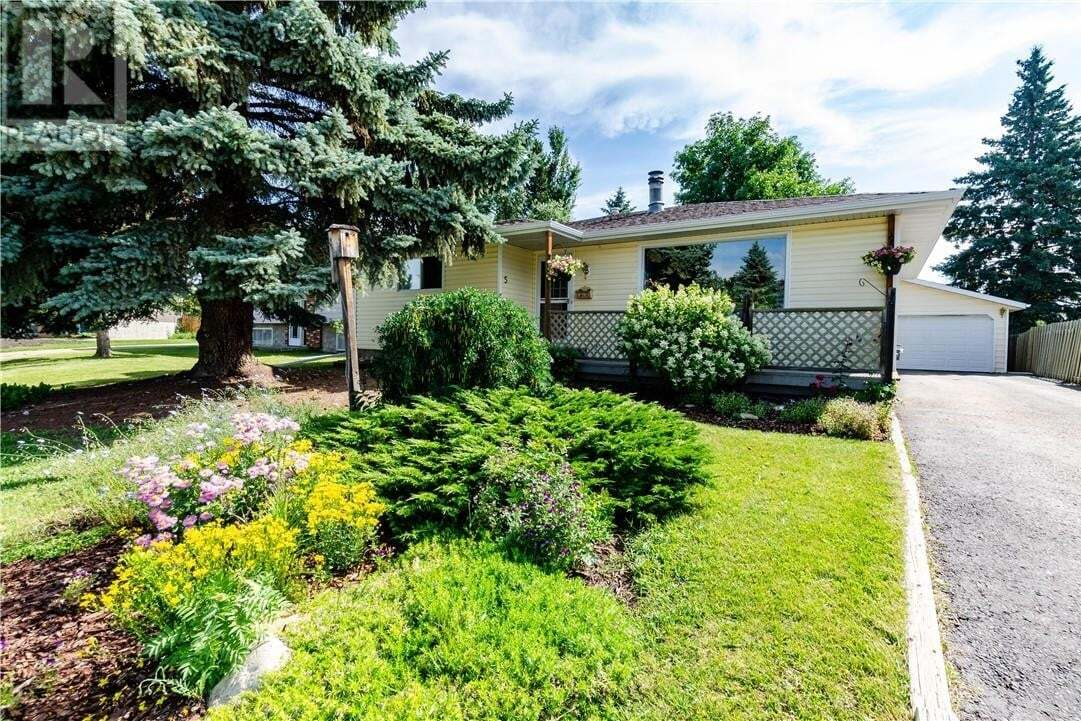 House for sale at 5 Par Ct Lacombe Alberta - MLS: ca0192379