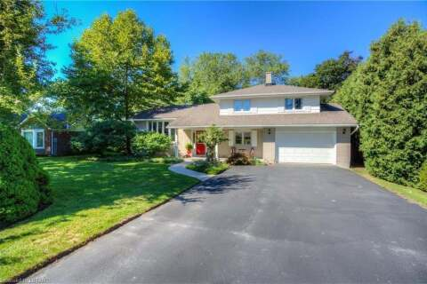 House for sale at 5 Parkview Dr St. Thomas Ontario - MLS: 40018220