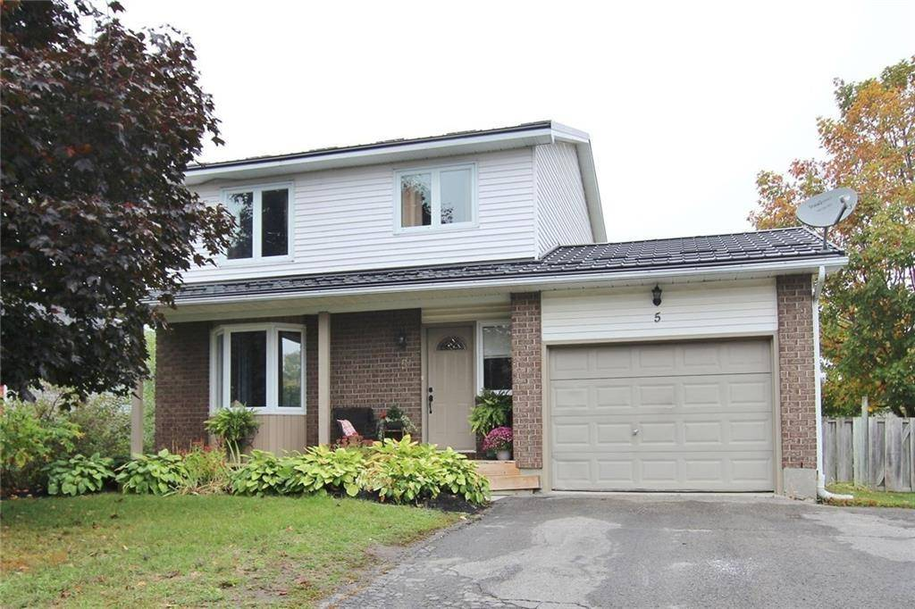 House for sale at 5 Patterson Cres Carleton Place Ontario - MLS: 1171361