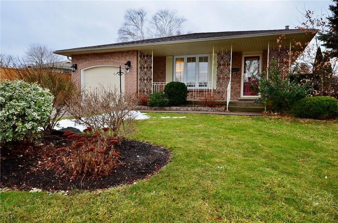 House for sale at 5 Pebble Beach Ct St. Catharines Ontario - MLS: H4071212