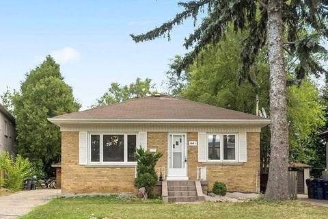 House for sale at 5 Pennard Ct Toronto Ontario - MLS: C4545529