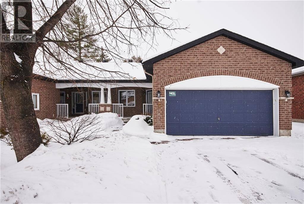 Townhouse for sale at 5 Peregrine Cres Kanata Ontario - MLS: 1181339