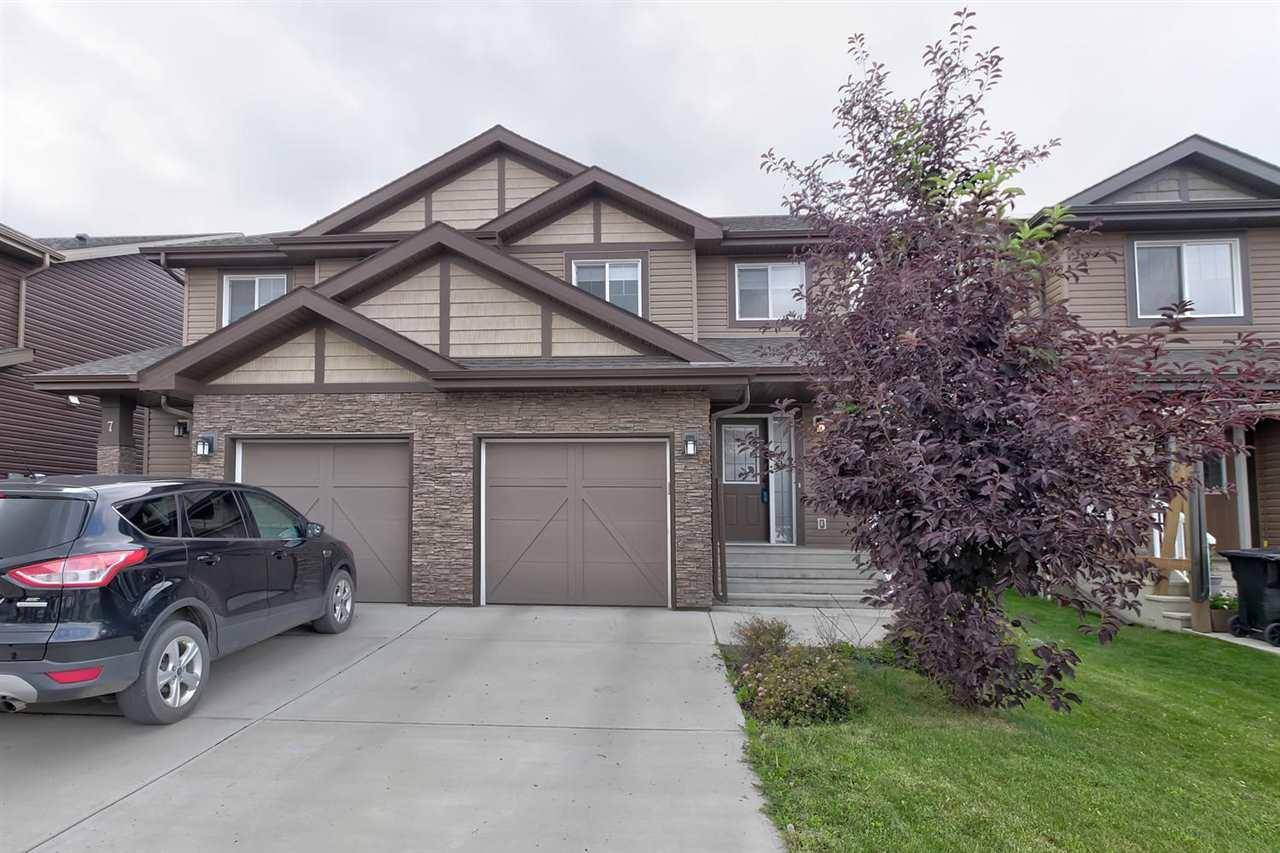 Townhouse for sale at 5 Peter St Spruce Grove Alberta - MLS: E4170630