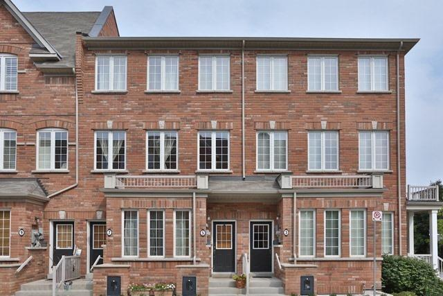 For Rent: 5 Philpott Gardens, Toronto, ON   3 Bed, 3 Bath Townhouse for $2,900. See 12 photos!