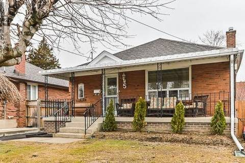 House for sale at 5 Pine Ave North Mississauga Ontario - MLS: 30729439