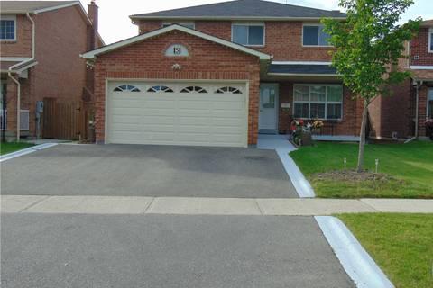 House for sale at 5 Polygon Ct Brampton Ontario - MLS: W4482504