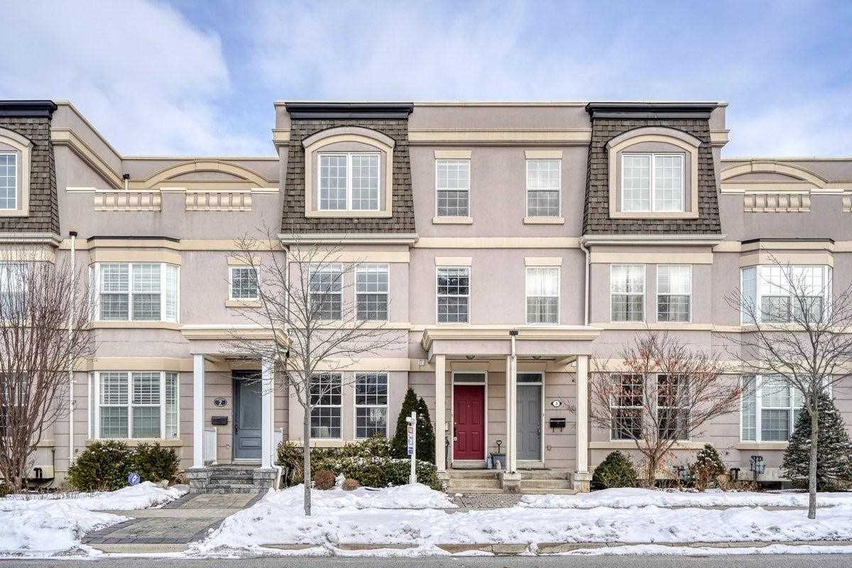 For Rent: 5 Preakness Drive, Toronto, ON   3 Bed, 4 Bath Townhouse for $3600.00. See 3 photos!