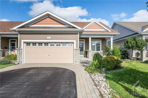 House for sale at 5 Regalia Wy Ottawa Ontario - MLS: 1210845