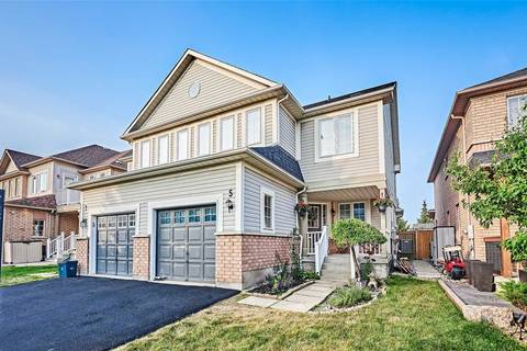 Townhouse for sale at 5 Regatta Cres Whitby Ontario - MLS: E4514032
