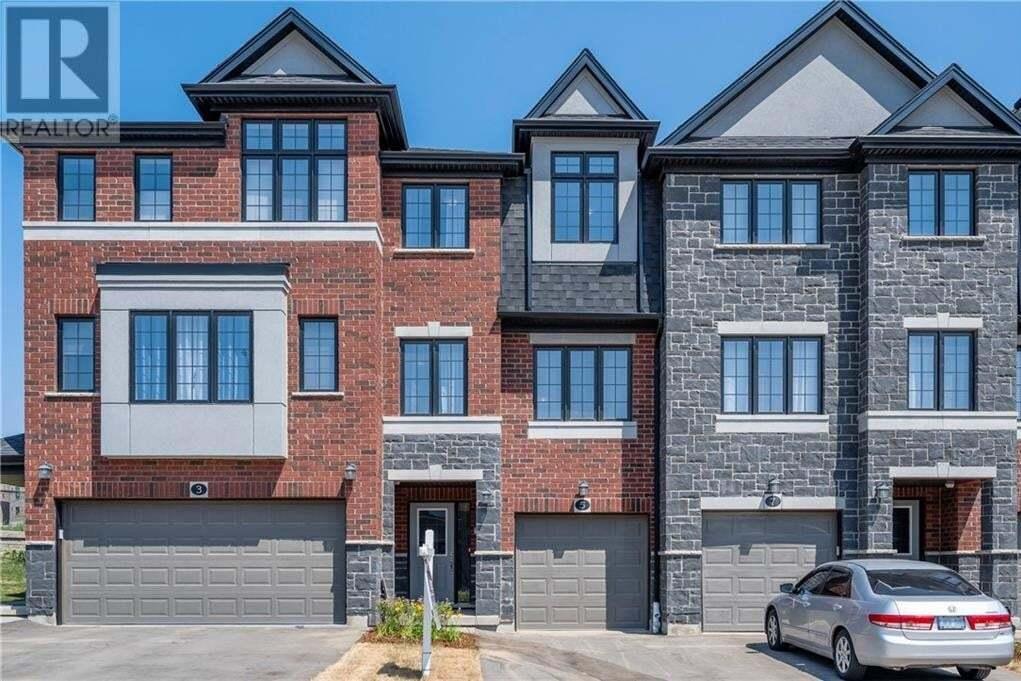 Townhouse for sale at 5 Ridgemount St Kitchener Ontario - MLS: 30821084