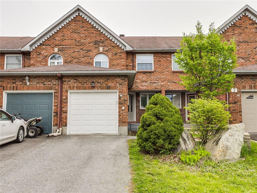 Removed: 5 Robarts Crescent, Ottawa, ON - Removed on 2019-05-29 08:15:13