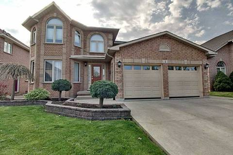 House for sale at 5 Robindale Ct Hamilton Ontario - MLS: X4465337