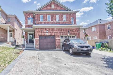 Townhouse for sale at 5 Rocky Point Cres Brampton Ontario - MLS: W4812354