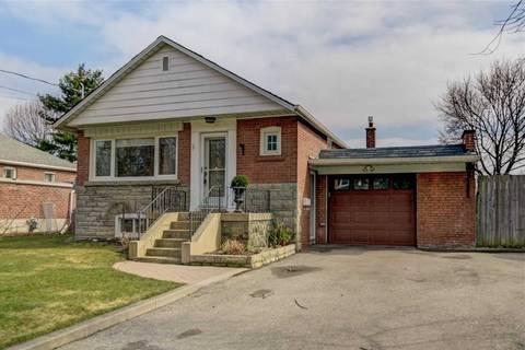 House for sale at 5 Romana Dr Toronto Ontario - MLS: E4731898