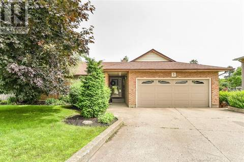House for sale at 5 Ronald Rd Cambridge Ontario - MLS: 30750636