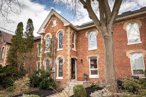 Townhouse for sale at 5 Rose Ave Toronto Ontario - MLS: C4741948